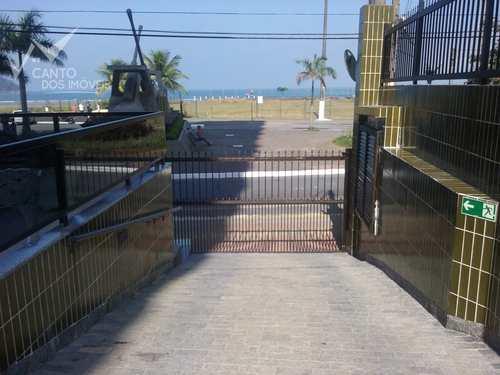 Apartamento, código 166 em Praia Grande, bairro Canto do Forte