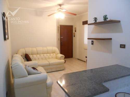 Apartamento, código 175 em Praia Grande, bairro Canto do Forte