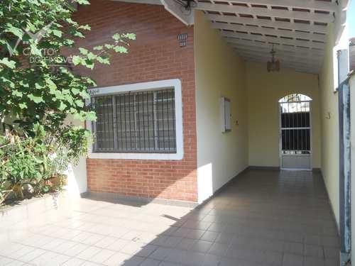 Casa, código 178 em Praia Grande, bairro Canto do Forte