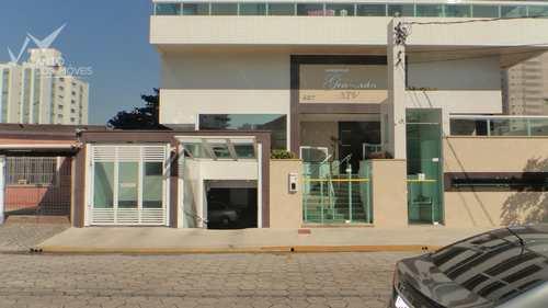 Apartamento, código 182 em Praia Grande, bairro Guilhermina