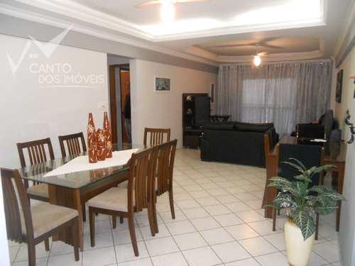 Apartamento, código 198 em Praia Grande, bairro Canto do Forte