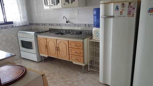 Apartamento, código 243 em Praia Grande, bairro Canto do Forte