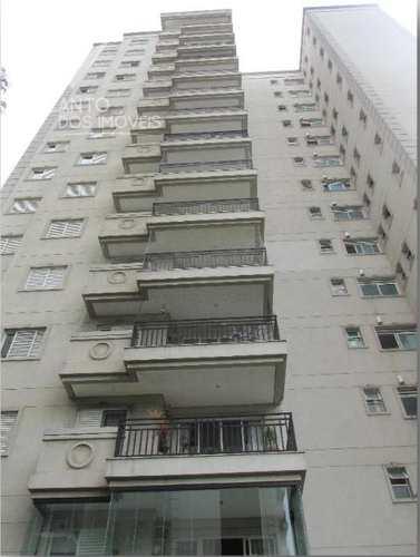 Apartamento, código 255 em Santana de Parnaíba, bairro Tamboré