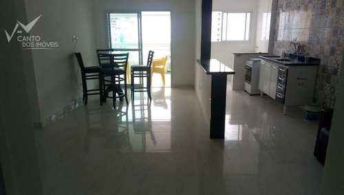 Apartamento, código 263 em Praia Grande, bairro Canto do Forte