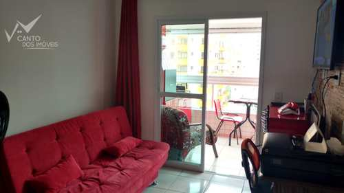 Apartamento, código 319 em Praia Grande, bairro Ocian