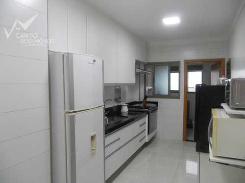 Apartamento, código 325 em Praia Grande, bairro Canto do Forte