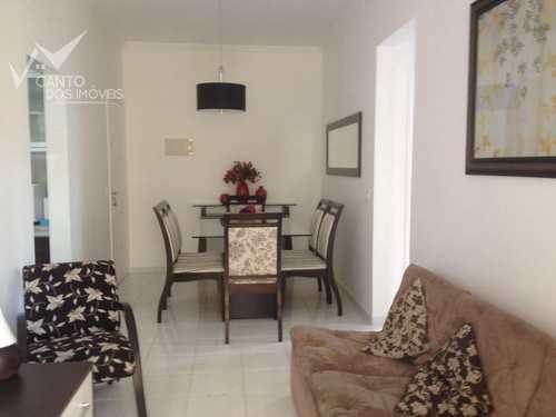 Apartamento, código 328 em Praia Grande, bairro Canto do Forte