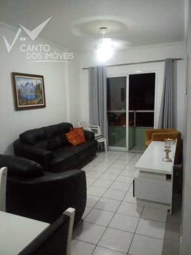 Apartamento, código 335 em Praia Grande, bairro Guilhermina