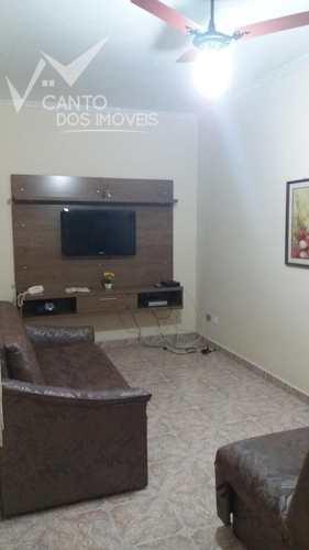 Apartamento, código 339 em Praia Grande, bairro Guilhermina