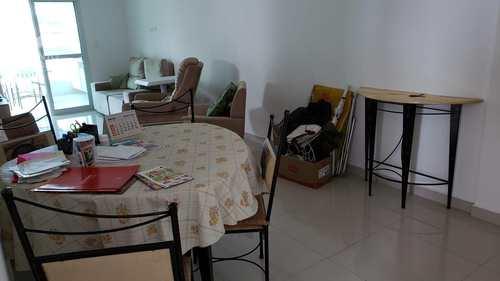 Apartamento, código 343 em Praia Grande, bairro Canto do Forte