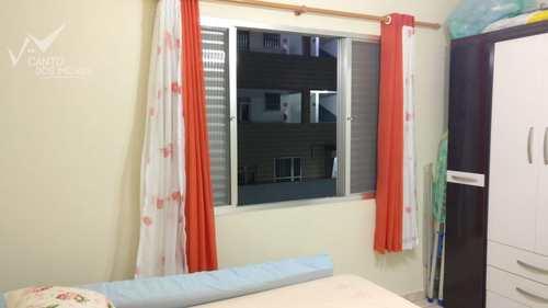 Apartamento, código 348 em Praia Grande, bairro Canto do Forte