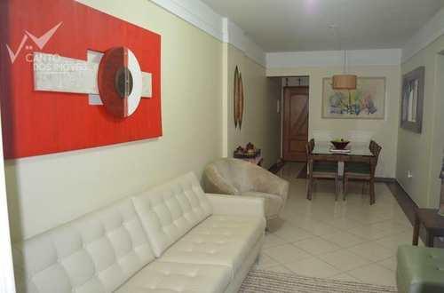 Apartamento, código 351 em Praia Grande, bairro Canto do Forte