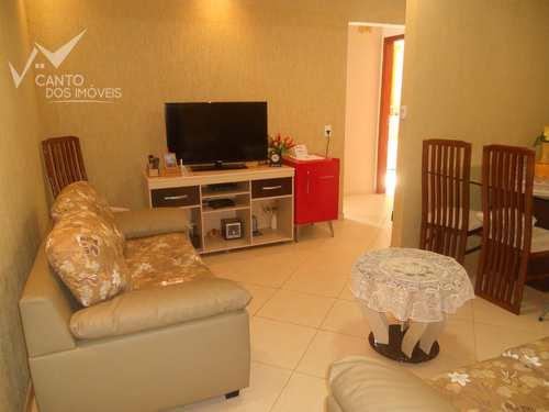 Apartamento, código 357 em Praia Grande, bairro Canto do Forte
