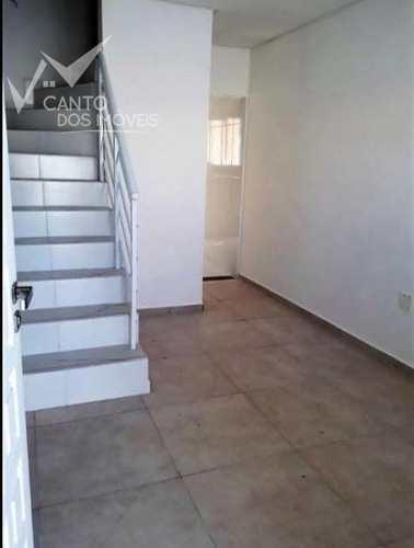 Casa de Condomínio, código 362 em Praia Grande, bairro Sítio do Campo