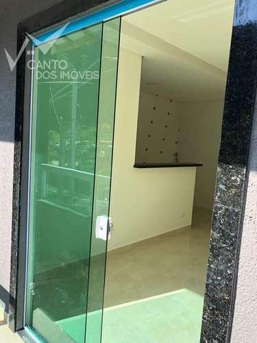 Casa de Condomínio, código 369 em Praia Grande, bairro Canto do Forte