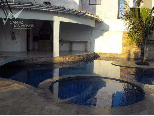 Casa de Condomínio, código 380 em Praia Grande, bairro Canto do Forte