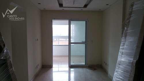 Apartamento, código 386 em Praia Grande, bairro Canto do Forte