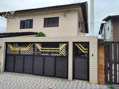 Sobrado, código 417 em Praia Grande, bairro Boqueirão