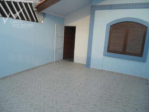 Casa, código 418 em Praia Grande, bairro Canto do Forte