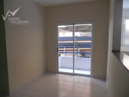 Apartamento, código 422 em Praia Grande, bairro Canto do Forte