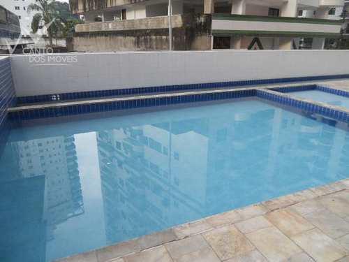 Apartamento, código 434 em Praia Grande, bairro Canto do Forte