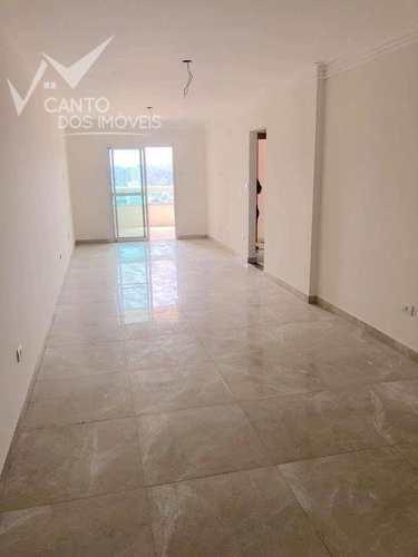 Apartamento, código 444 em Praia Grande, bairro Canto do Forte