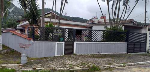Casa, código 452 em Praia Grande, bairro Canto do Forte