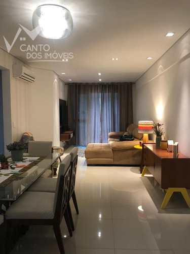 Apartamento, código 461 em Praia Grande, bairro Canto do Forte