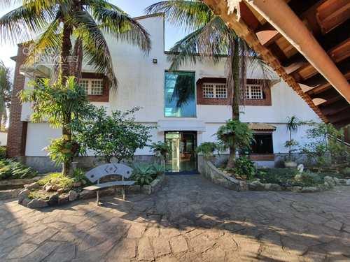 Sobrado, código 466 em Praia Grande, bairro Canto do Forte