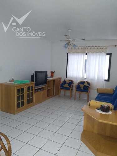 Apartamento, código 496 em Praia Grande, bairro Ocian