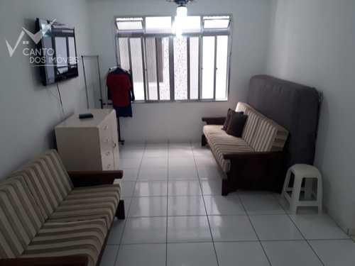 Kitnet, código 504 em Praia Grande, bairro Canto do Forte