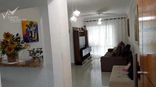 Apartamento, código 514 em Praia Grande, bairro Boqueirão