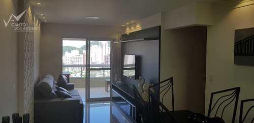 Apartamento, código 515 em Praia Grande, bairro Canto do Forte