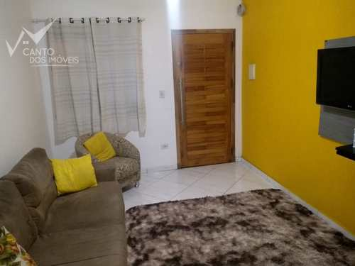 Sobrado, código 524 em Praia Grande, bairro Vila Sônia