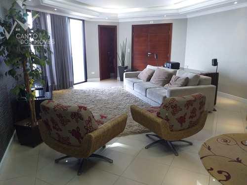 Apartamento, código 529 em Praia Grande, bairro Tupi