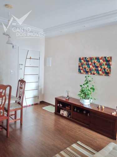 Apartamento, código 564 em Praia Grande, bairro Guilhermina