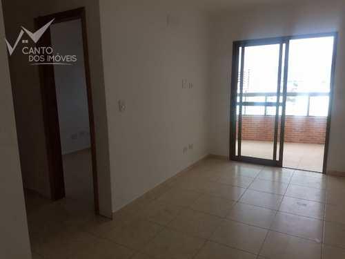 Apartamento, código 575 em Praia Grande, bairro Canto do Forte