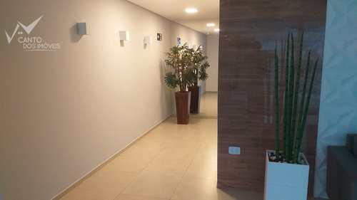Apartamento, código 586 em Praia Grande, bairro Canto do Forte