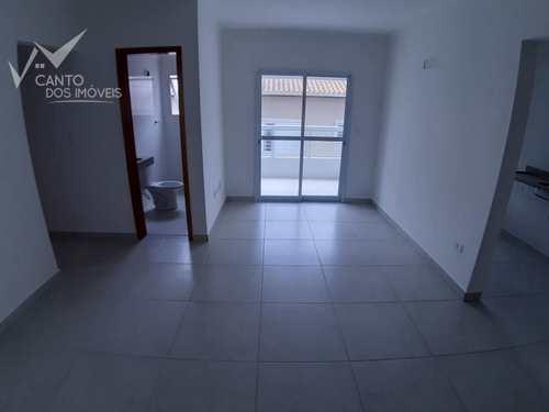 Apartamento, código 593 em Praia Grande, bairro Canto do Forte