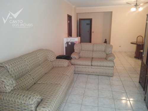 Apartamento, código 615 em Praia Grande, bairro Canto do Forte