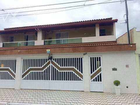 Sobrado, código 625 em Praia Grande, bairro Canto do Forte