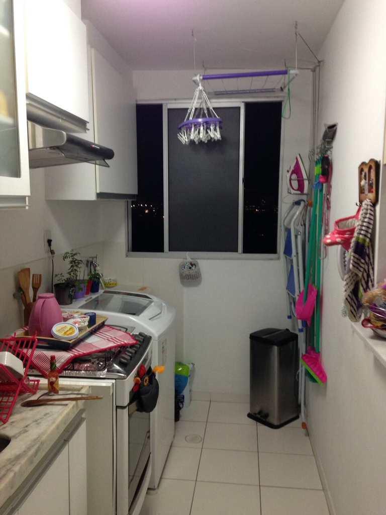 Apartamento em São Paulo, bairro Jardim Novo Santo Amaro