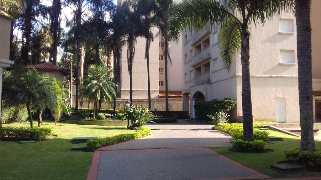 Apartamento em São Paulo, bairro Jardim Ampliação