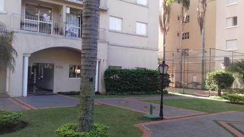Apartamento, código 47 em São Paulo, bairro Jardim Ampliação