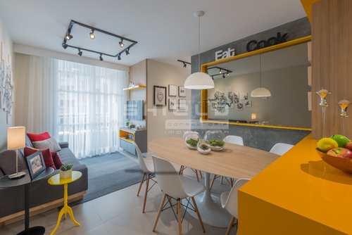 Apartamento, código 20 em São Paulo, bairro Belenzinho