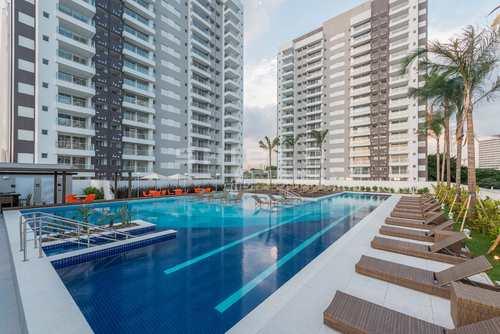 Apartamento, código 25 em São Paulo, bairro Lapa