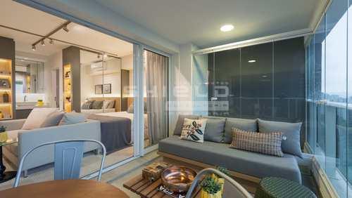 Apartamento, código 37 em São Paulo, bairro Consolação