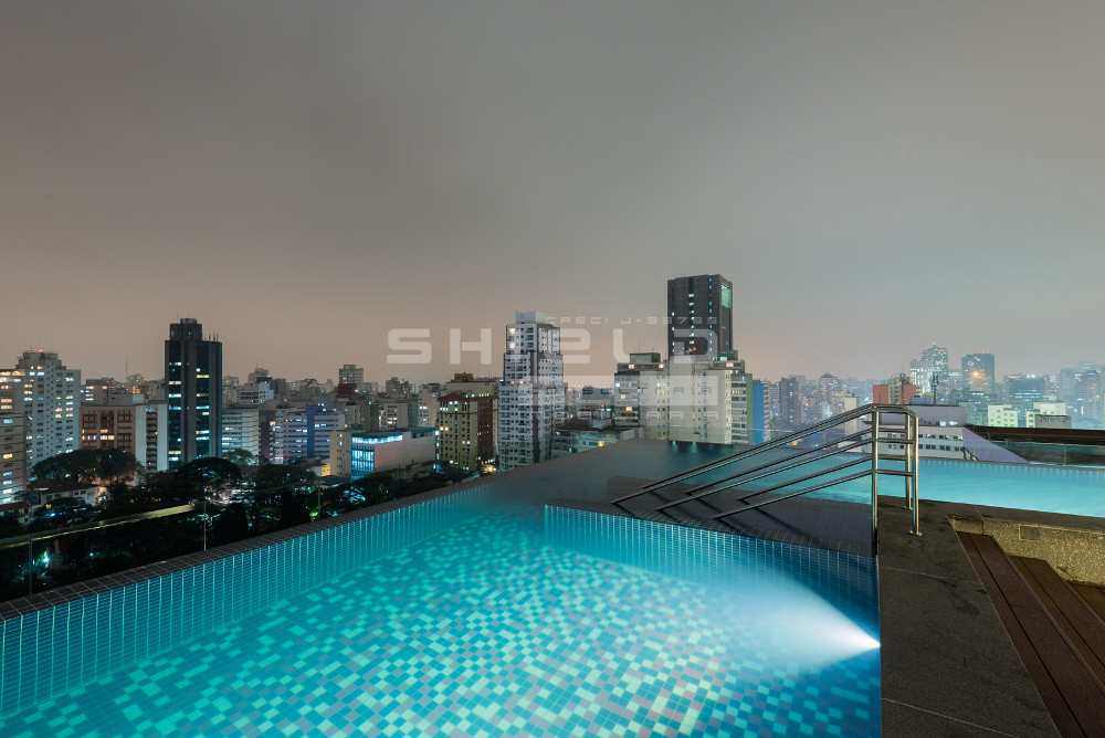 Apartamento em São Paulo, bairro Consolação