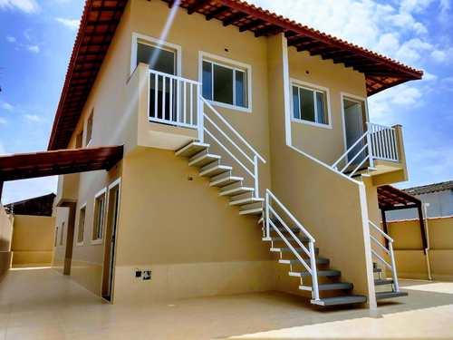 Casa, código 10 em Itanhaém, bairro Nova Itanhaém