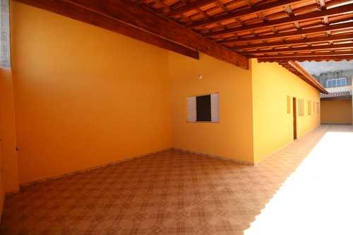 Casa, código 12 em Mongaguá, bairro Flórida Mirim